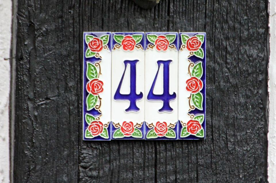 Numéro maison