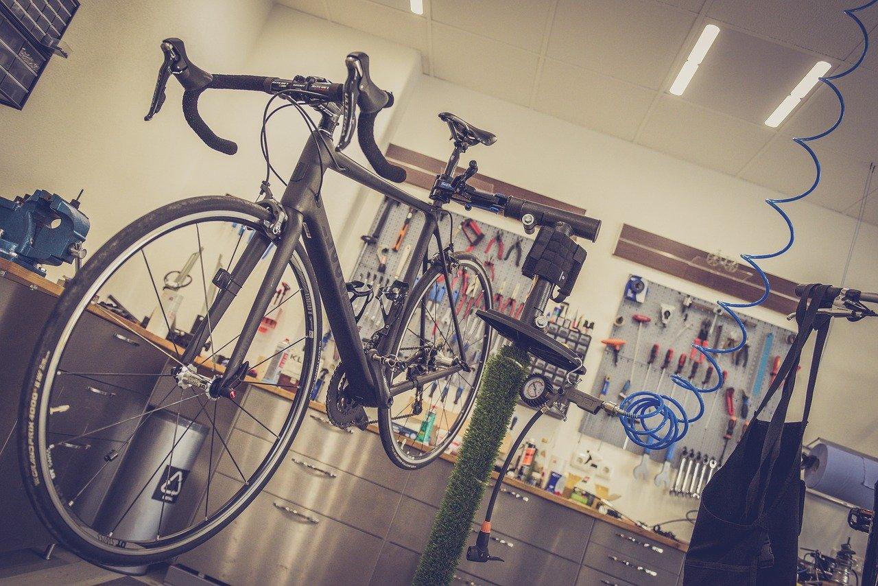 Pied vélo